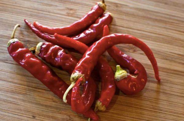 Перец Чили Кайенский Красный