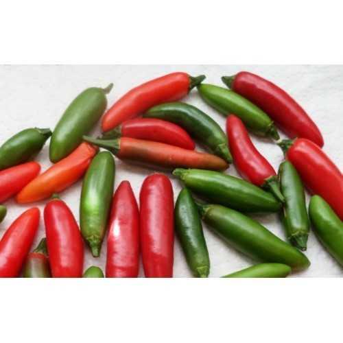 Перец Чили Серрано